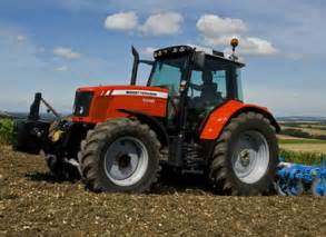 tracteur Massey Ferguson 5480