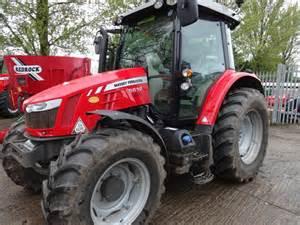 tracteur Massey Ferguson 5612