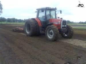 tracteur Massey Ferguson 6150