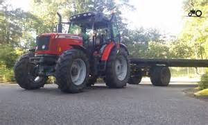 tracteur Massey Ferguson 6460