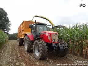 tracteur Massey Ferguson 6495
