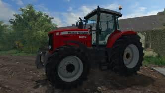 tracteur Massey Ferguson 6499