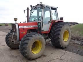 tracteur Massey Ferguson 690