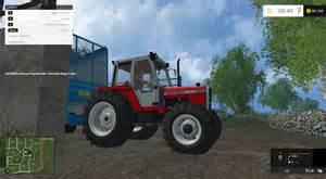 tracteur Massey Ferguson 698T