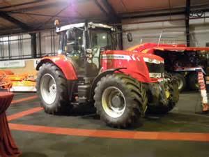 tracteur Massey Ferguson 7616