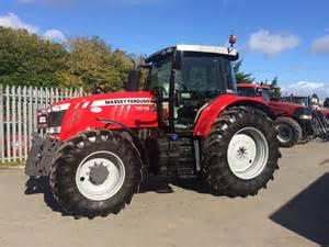 tracteur Massey Ferguson 7618