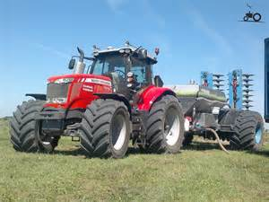tracteur Massey Ferguson 7619