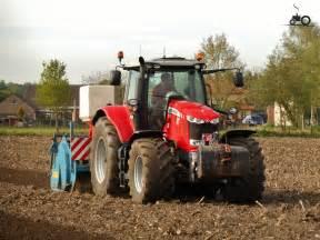 tracteur Massey Ferguson 7620
