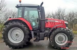 tracteur Massey Ferguson 7718