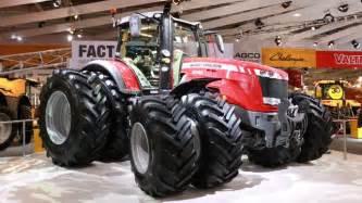 tracteur Massey Ferguson 8120