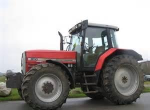 tracteur Massey Ferguson 8140