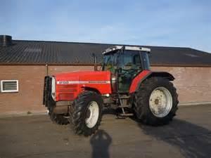 tracteur Massey Ferguson 8150