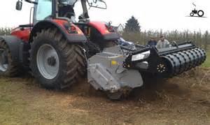 tracteur Massey Ferguson 8660