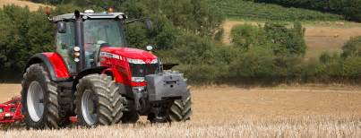 tracteur Massey Ferguson 8727