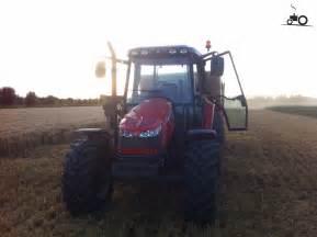 tracteur Massey Ferguson 8730