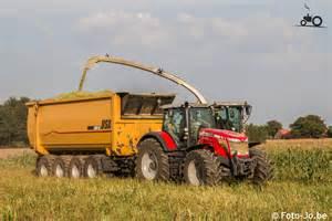 tracteur Massey Ferguson 8737