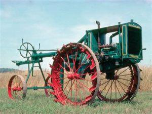 tracteur Allischalmers 10-18
