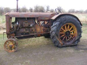 tracteur Allischalmers 20-35