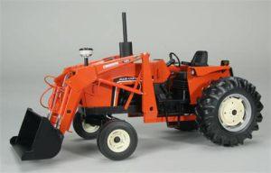 tracteur Allischalmers 6070