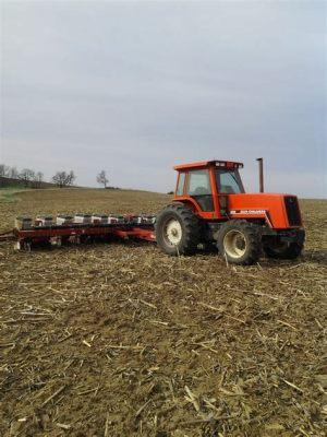 tracteur Allischalmers 8050