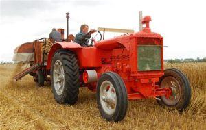 tracteur Allischalmers ALL-CROP