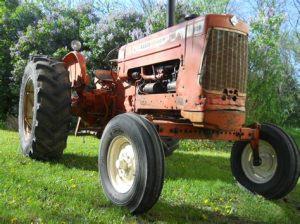 tracteur Allischalmers D19