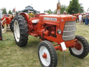 tracteur Allischalmers FD3