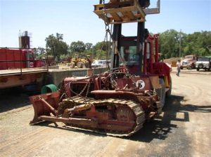 tracteur Allischalmers HD15
