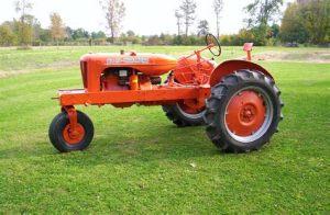 tracteur Allischalmers RC