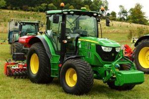 tracteur Allischalmers WS
