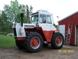 tracteur Case 1470