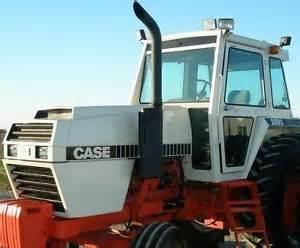 tracteur Case 2394