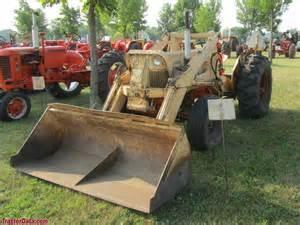 tracteur Case 310-B