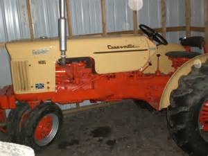 tracteur Case 411-B