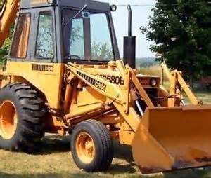 tracteur Case 441