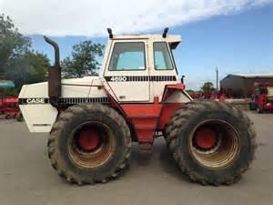 tracteur Case 4690
