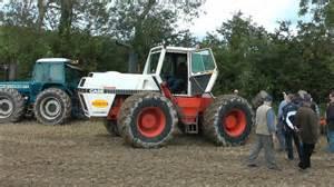 tracteur Case 4890