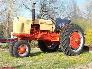 tracteur Case 611-B