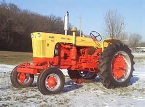 tracteur Case 800-B
