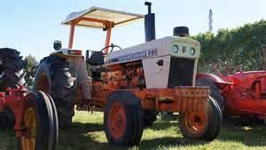 tracteur Case 990
