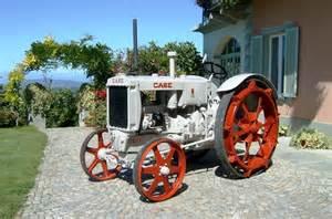tracteur Case R