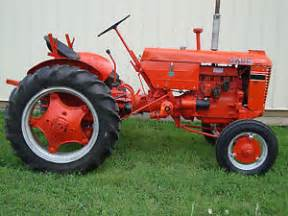 tracteur Case VA