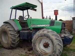 tracteur Deutz Allis 5215