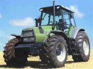 tracteur Deutz Allis 6070