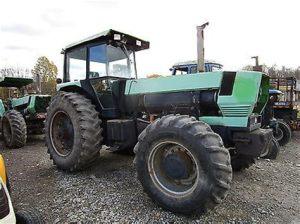 tracteur Deutz Allis 6080