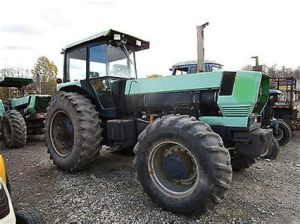 tracteur Deutz Allis 6080