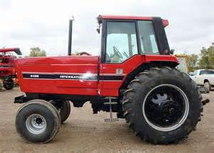 tracteur IH 3488