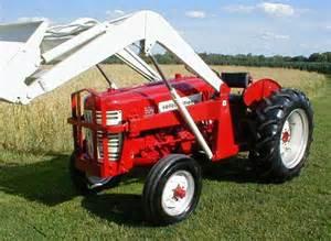 tracteur IH 350
