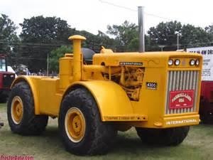 tracteur IH 4300