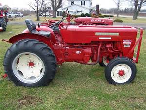 tracteur IH 434
